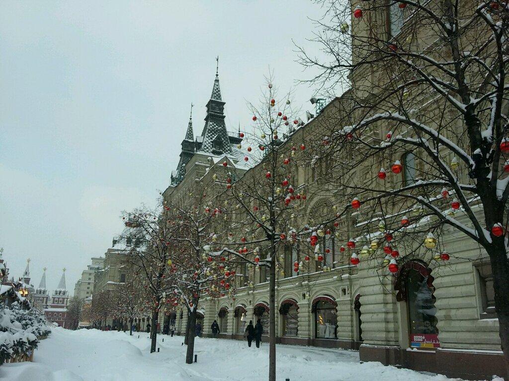 торговый центр — ГУМ — Москва, фото №4