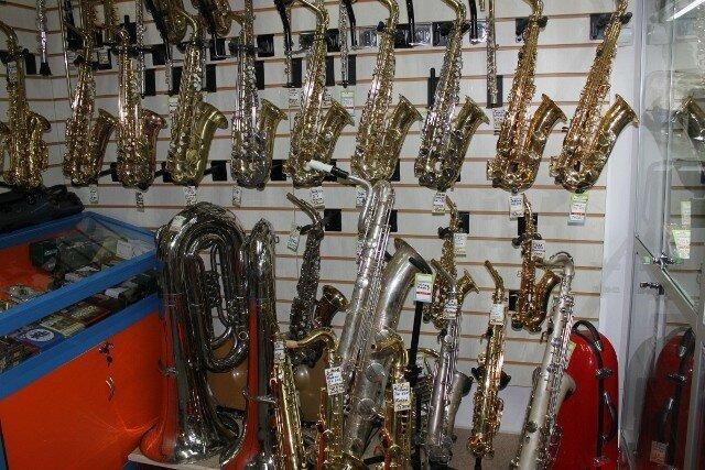 музыкальный магазин — Духовики.ру — Москва, фото №3
