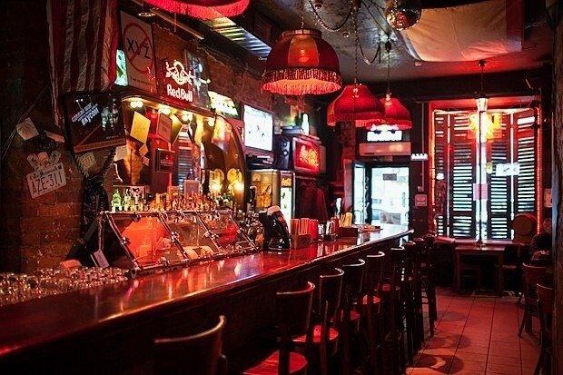 бар, паб — Бурбон стрит — Москва, фото №2