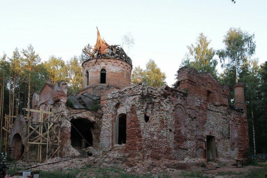 Захарово киржачский район старые фото
