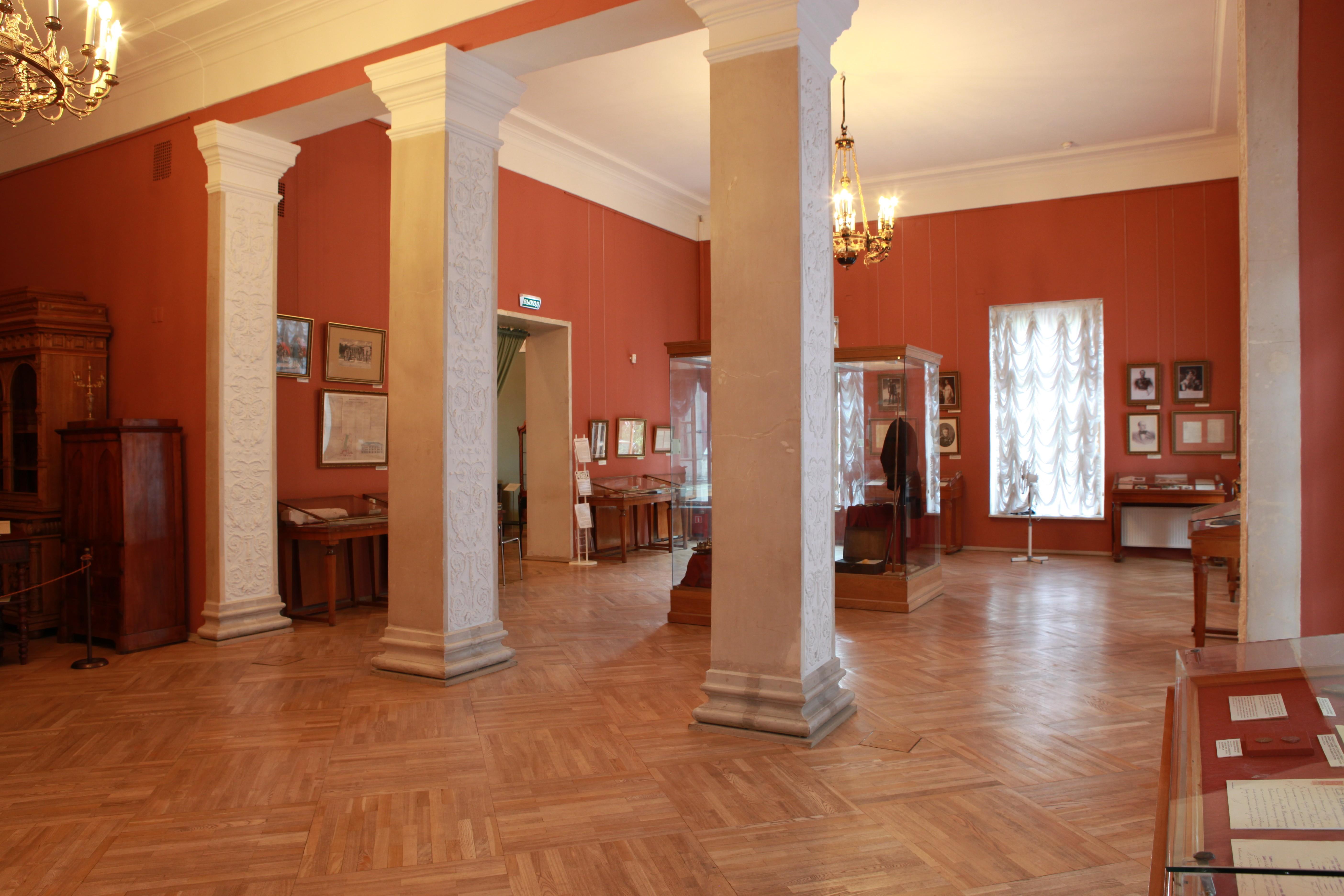 «Государственный центральный музей современной истории России» фото 7