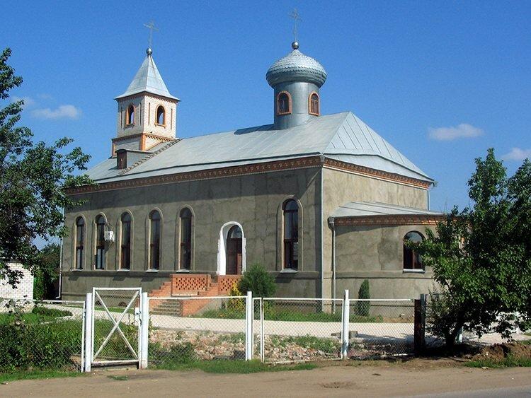 православный храм — Церковь Николая Чудотворца — Краснослободск, фото №1