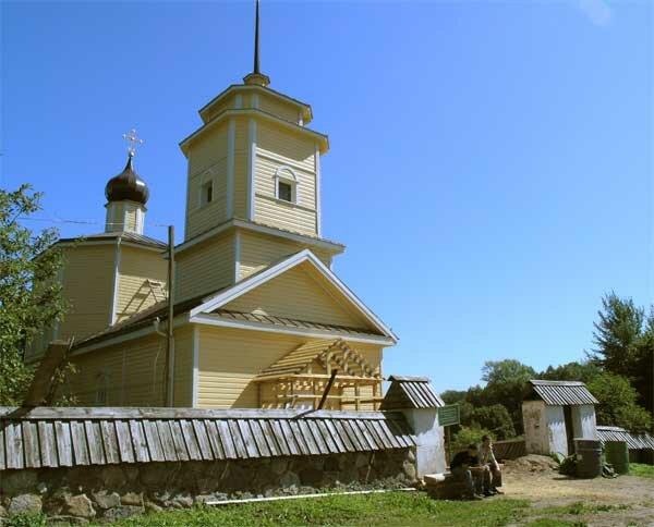православный храм — Церковь Георгия Победоносца в Ворониче — undefined, фото №5