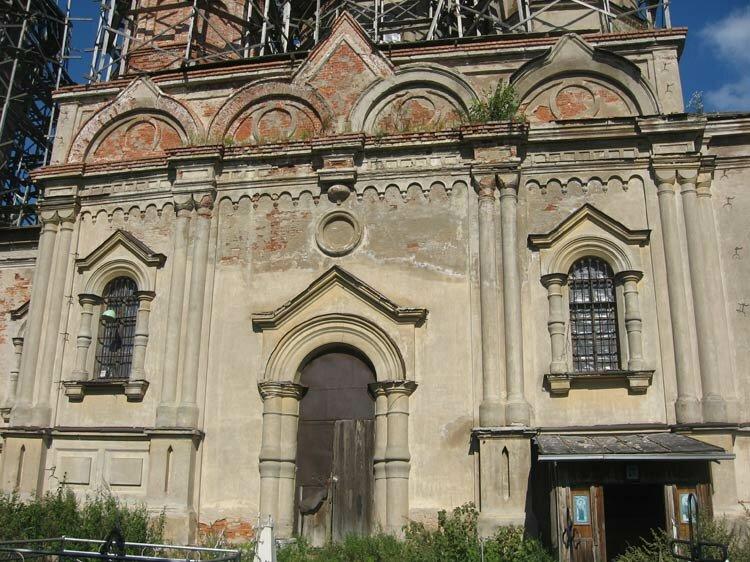 orthodox church — Tserkov Troitsy Zhivonachalnoy V Issade — derevnya Issad, фото №6