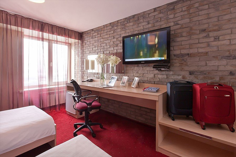 гостиница — Marins Park Hotel — Новосибирск, фото №4
