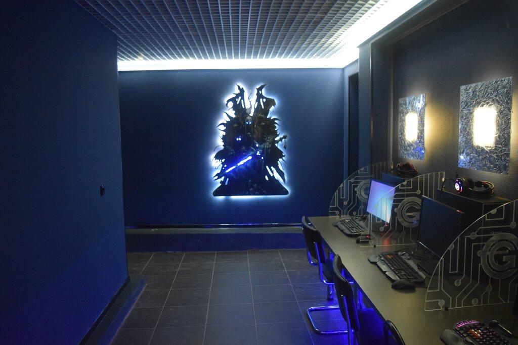 интернет-кафе — Cybergame. club — Самара, фото №2