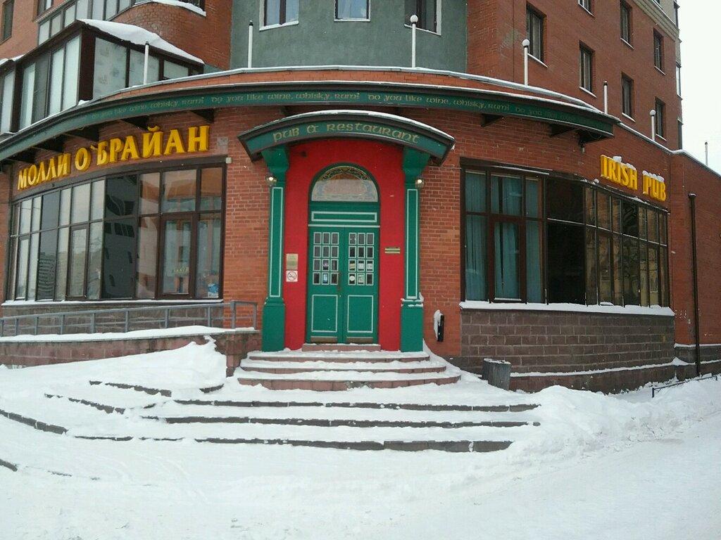 pub, bar — Molliy O'Brian — Saint Petersburg, фото №1
