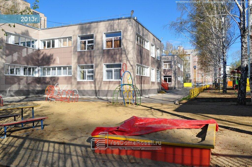 детский сад — МАДОУ детский сад № 541 — Екатеринбург, фото №1