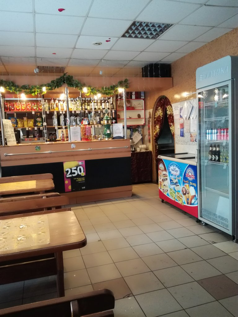 cafe — Любава — selo Staraya Ladoga, фото №6