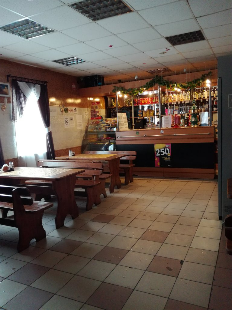 cafe — Любава — selo Staraya Ladoga, фото №2