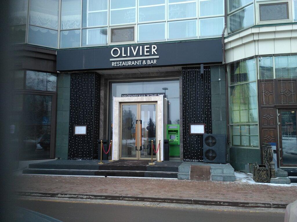 ресторан — Olivier — Нур-Султан (Астана), фото №2