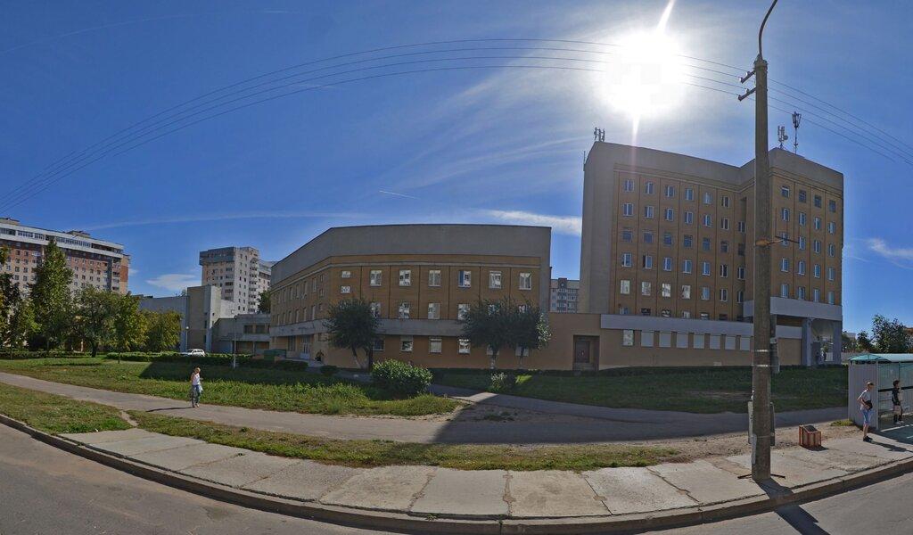 Панорама медцентр, клиника — Республиканский научно-практический центр спорта — Минск, фото №1