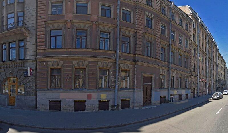 Hostel on Ruzovskaya Street