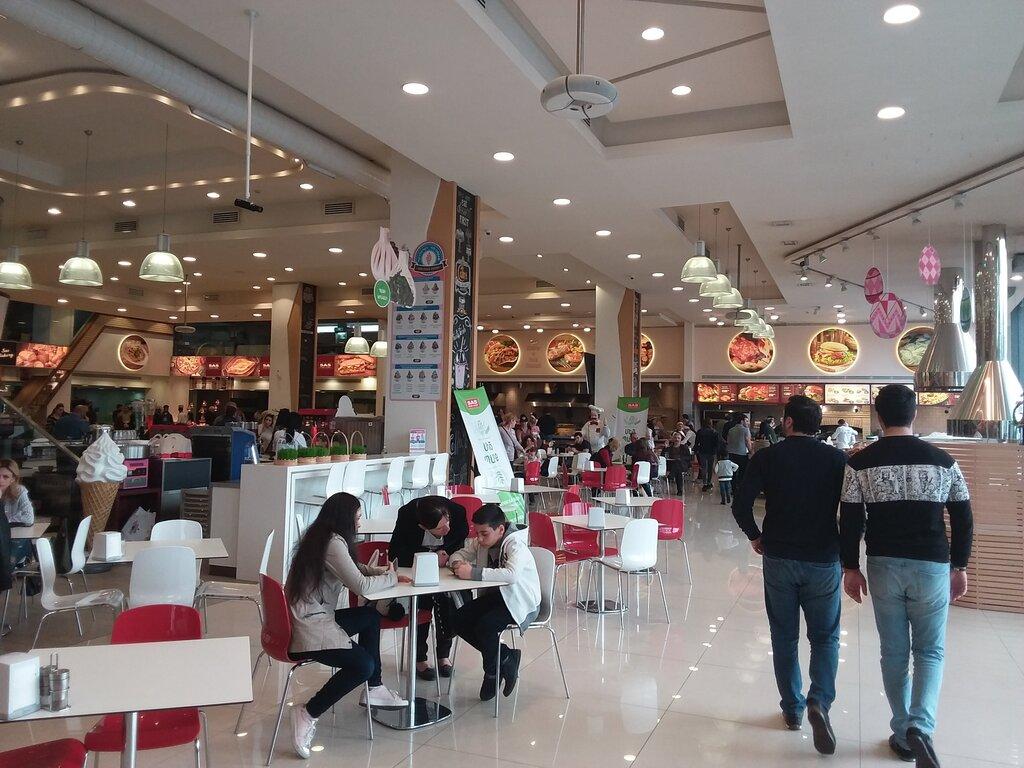 cafe — SAS Food Court — Yerevan, photo 1