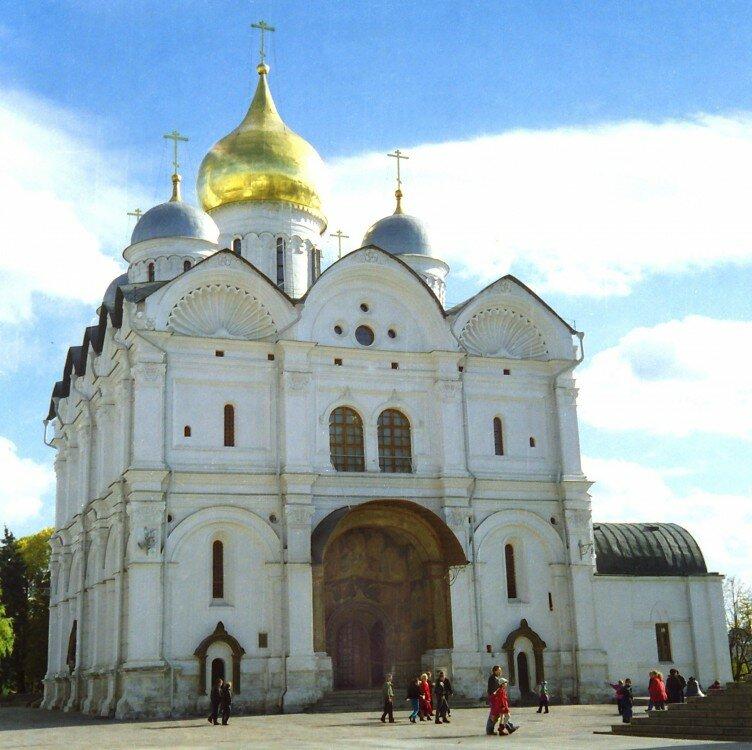 православный храм — Архангельский собор — Москва, фото №5