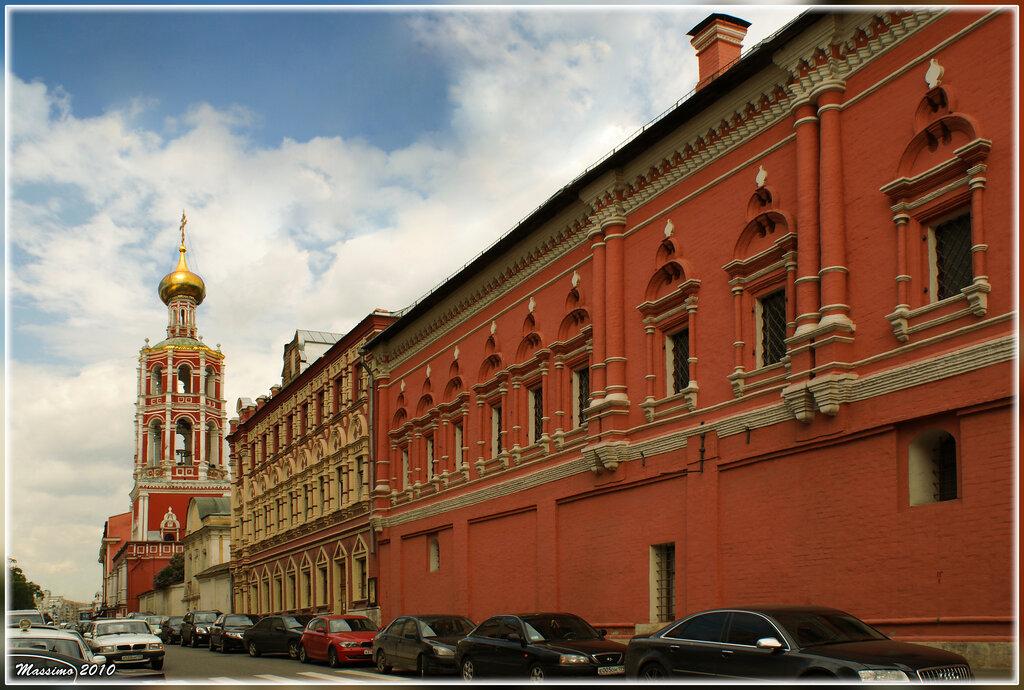музей — Нарышкинские палаты — Москва, фото №1
