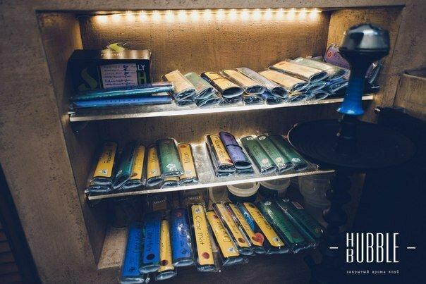 магазин табака и курительных принадлежностей — Hubble Bubble — Томск, фото №1
