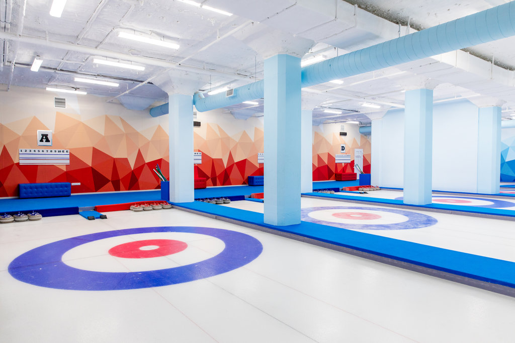 curling club — Moscow Curling Club — Moscow, фото №3