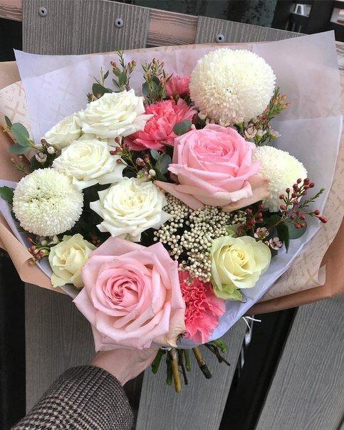 Букеты руку, доставка цветов город клин