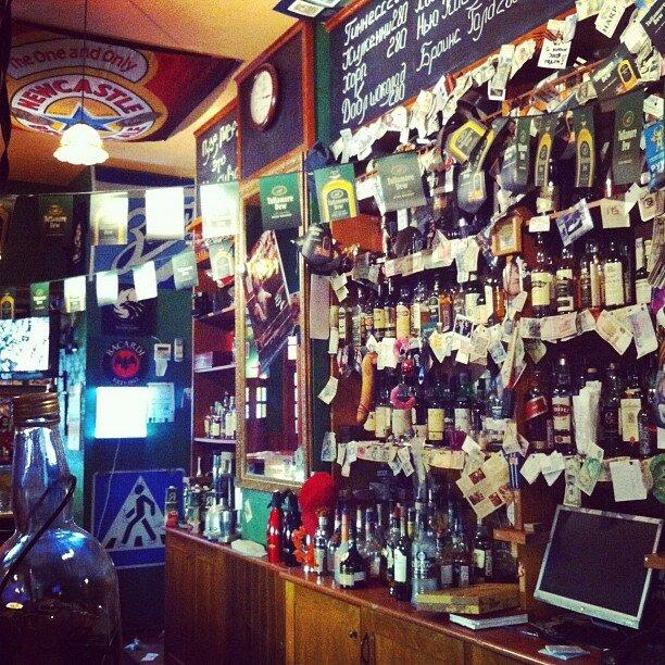 pub, bar — Molliy O'Brian — Saint Petersburg, фото №7