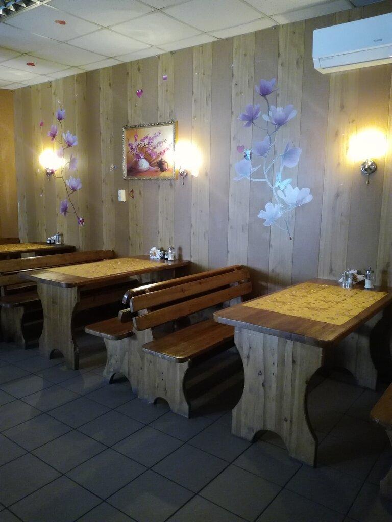 cafe — Любава — selo Staraya Ladoga, фото №1