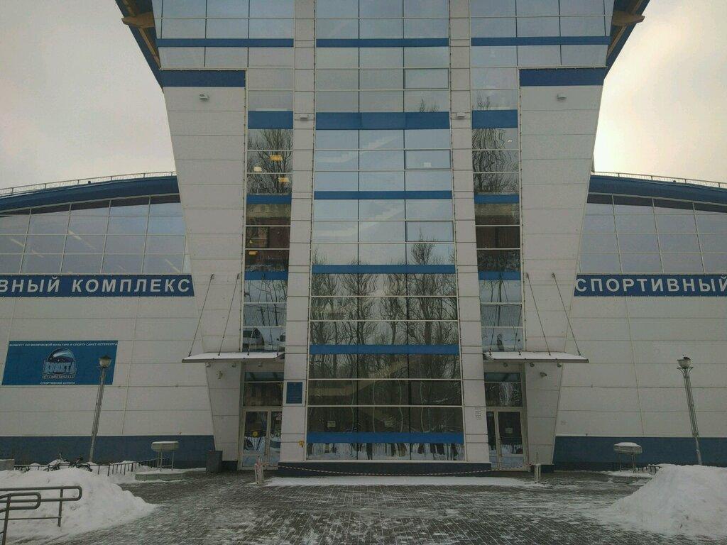 спорткомплекс газпром москва фото садимся играть компьютер