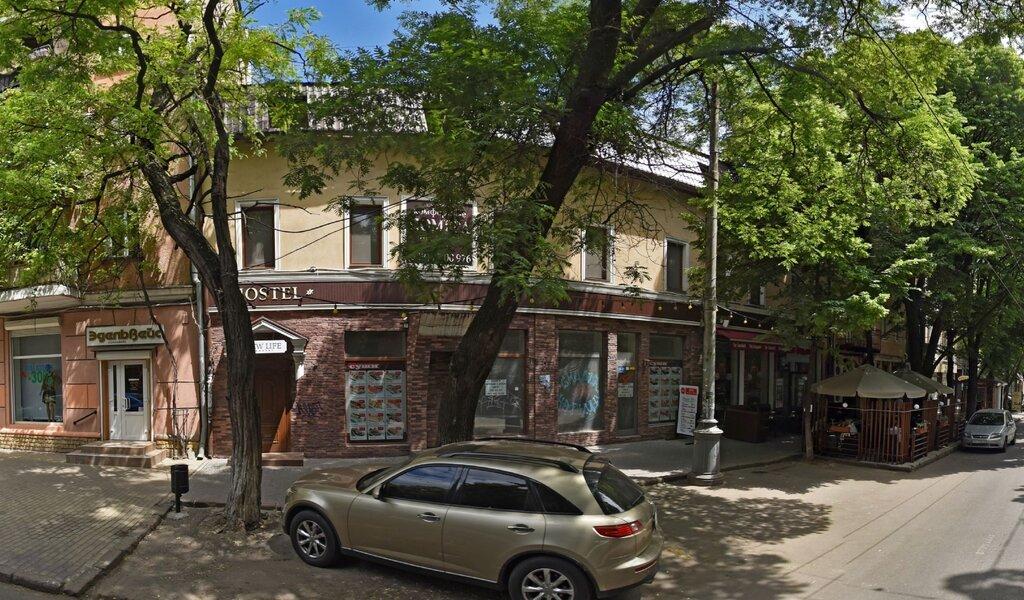 Панорама кафе — Топ Сендвич — Одесса, фото №1