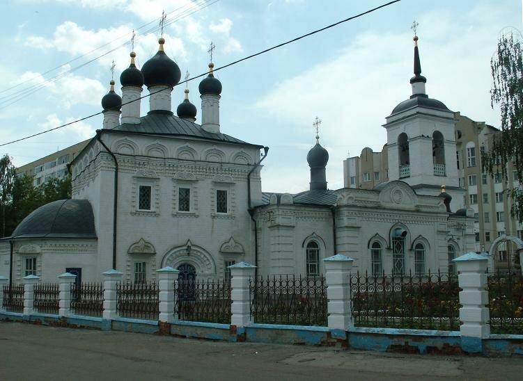 православный храм — Иоанно-Богословский Кафедральный собор — Саранск, фото №9