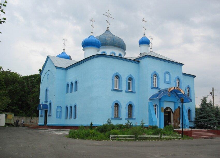 православный храм — Храм Казанской иконы Божией Матери — Калинковичи, фото №1