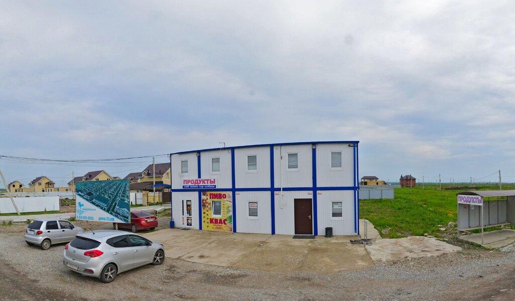 Панорама строительство дачных домов и коттеджей — ЖК Адмиралтейский — аул Козет, фото №1
