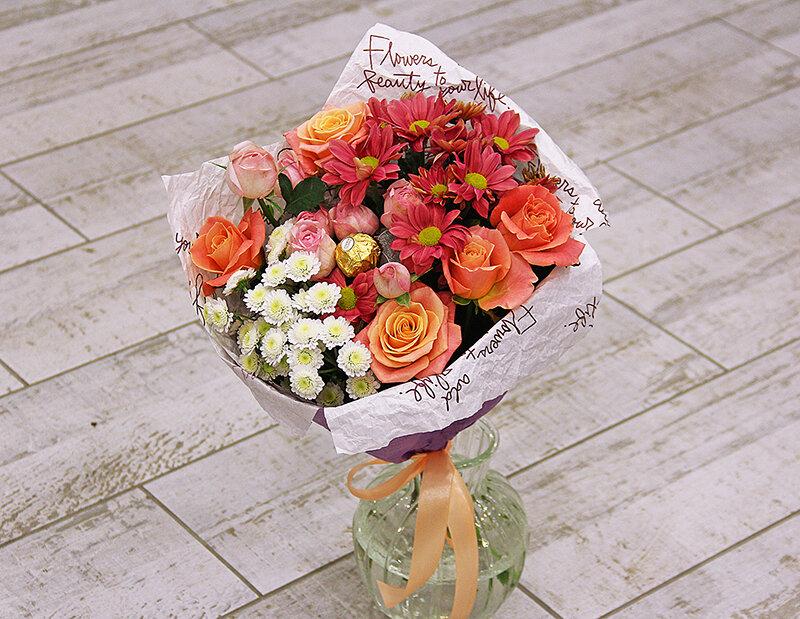 Цветов, доставка цветов по россии набережные челны отзывы