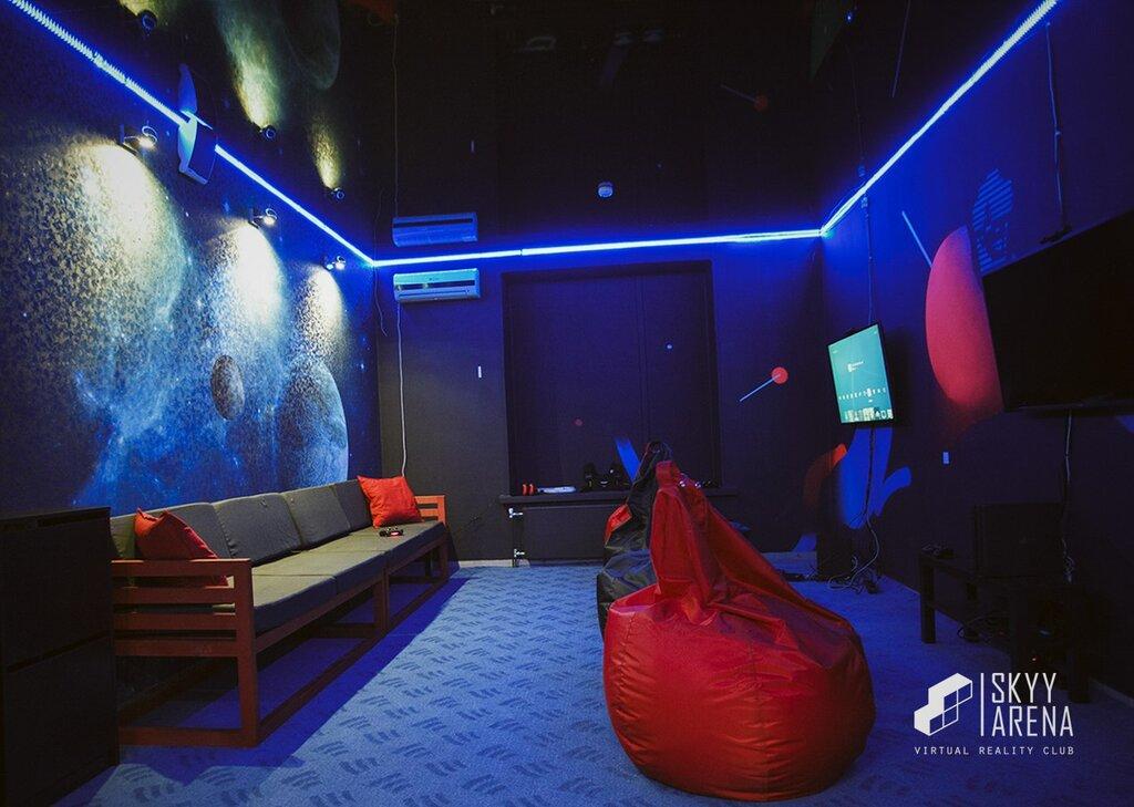 клуб виртуальной реальности — VR-парк Скай Арена — Новосибирск, фото №1