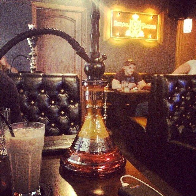 hookah bar — Royal Smoke Club — Saint Petersburg, фото №9