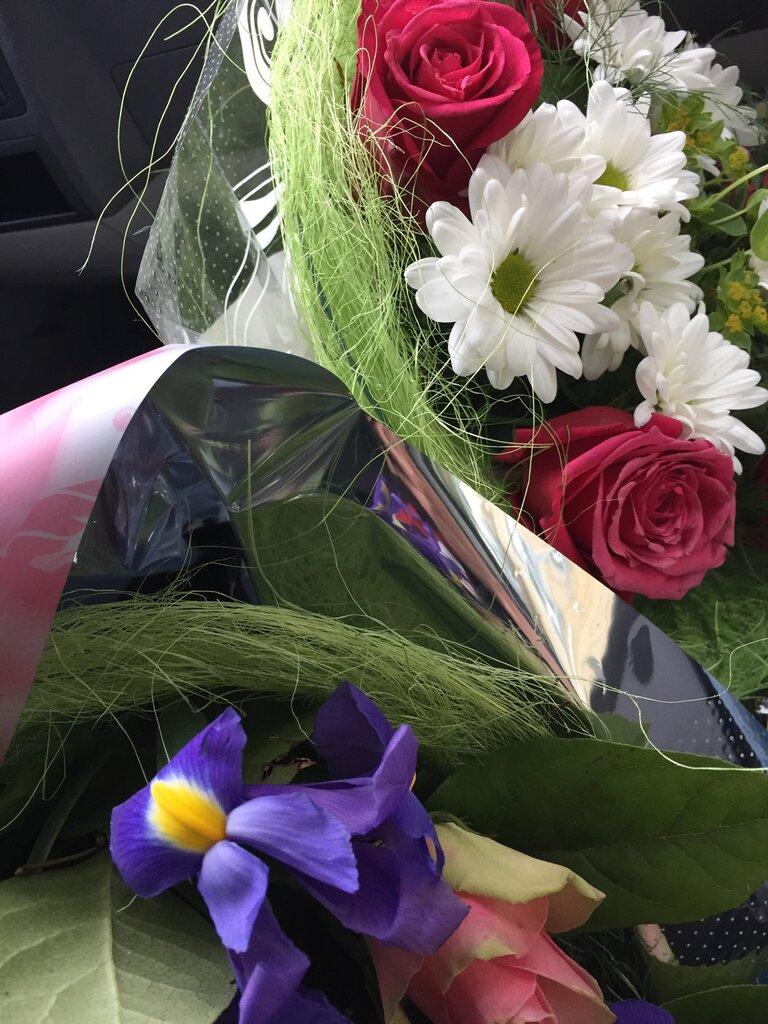 Цветы пушкин купить