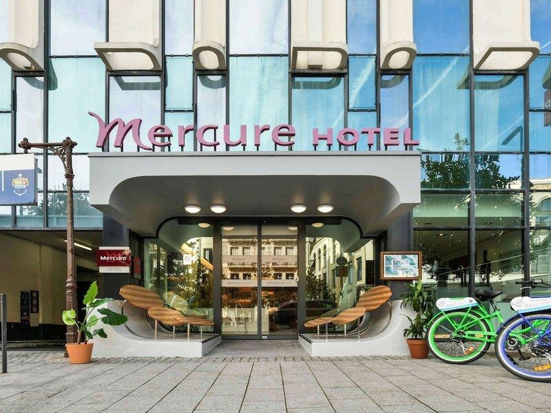 Hôtel Mercure Le President Biarritz Centre