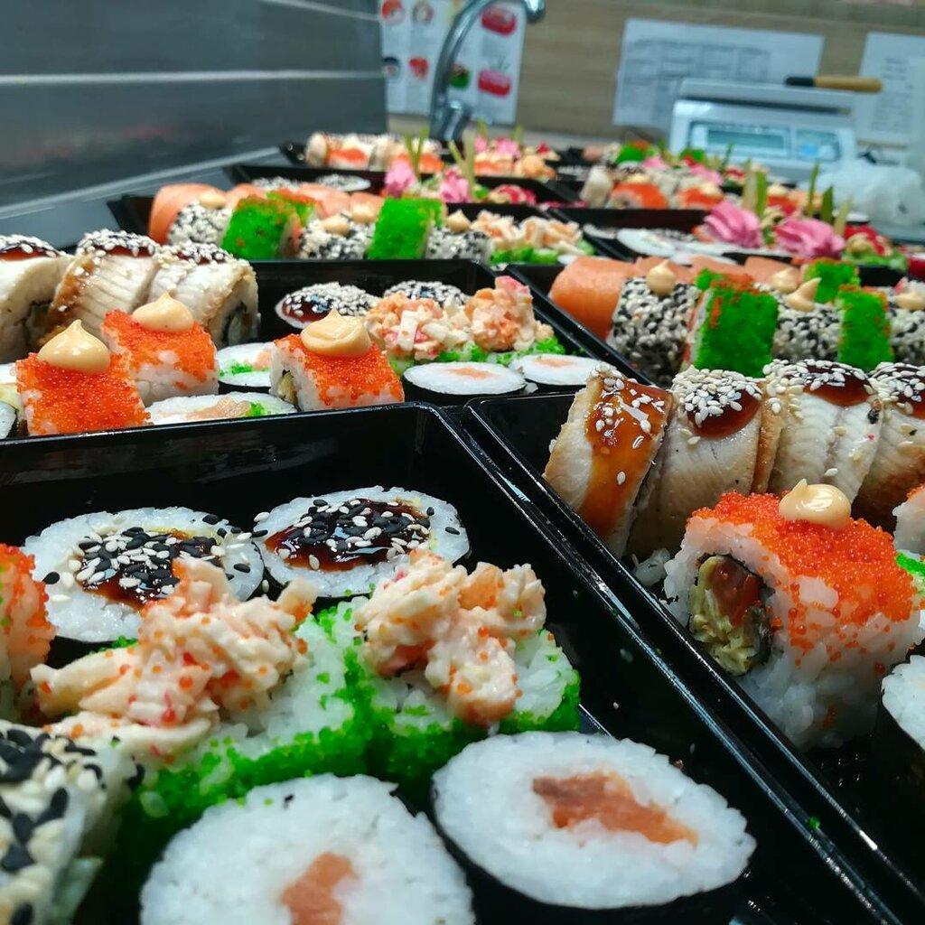 картинки суши в москве это был