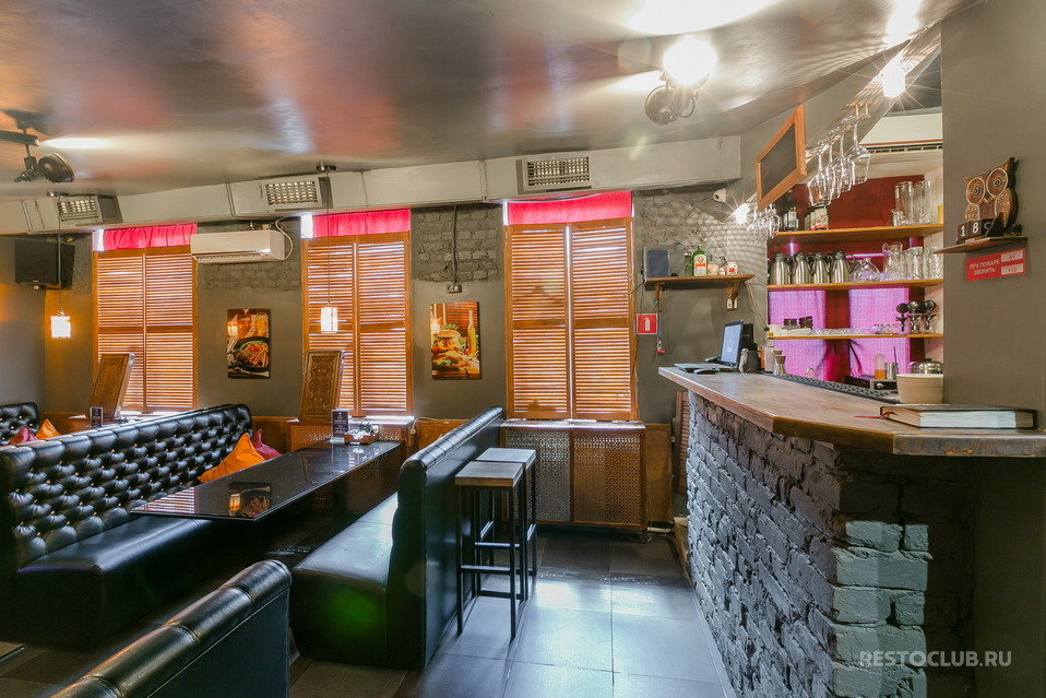 hookah bar — Royal Smoke Club — Saint Petersburg, фото №8
