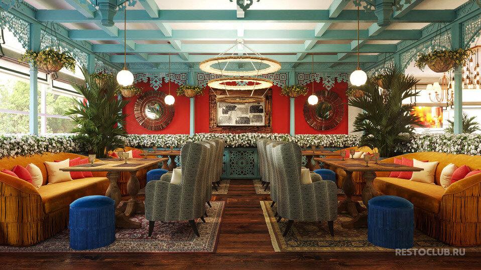 ресторан — Manana — Москва, фото №2