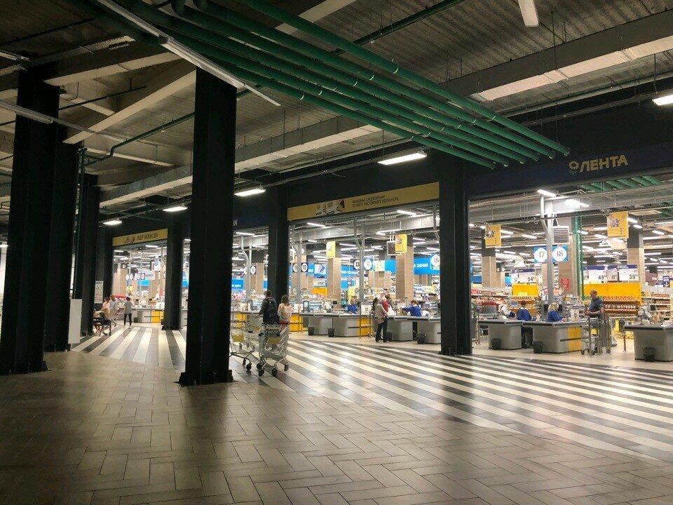 продуктовый гипермаркет — Лента — Самара, фото №1