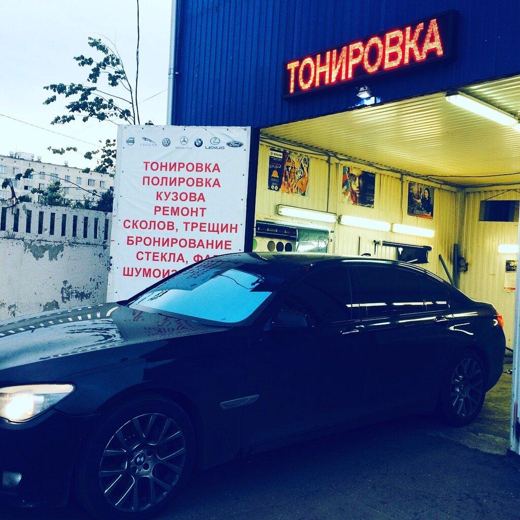 тонирование стёкол — Siltone — Москва, фото №3