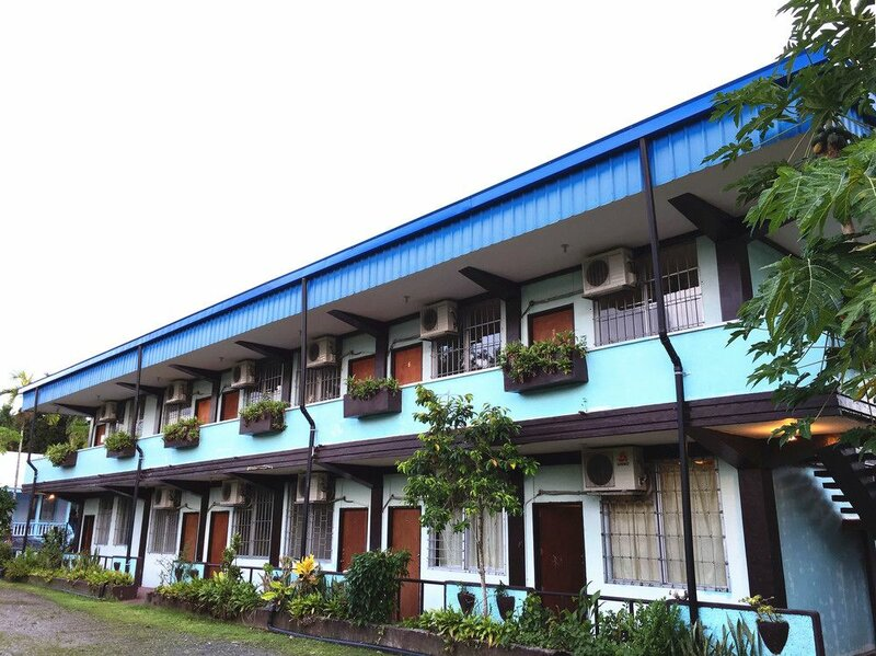 Palau Island Garden Hotel