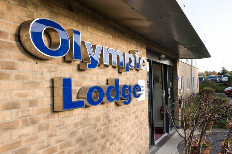 The Olympic Lodge