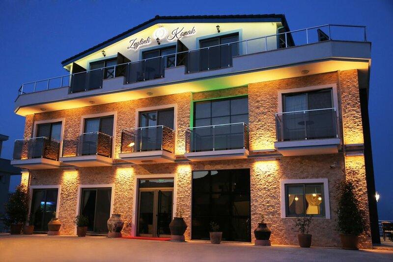 Mordoğan Zeytinli Konak Butik Hotel