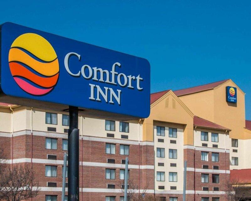 Comfort Inn Detroit/Warren Sterling Heights