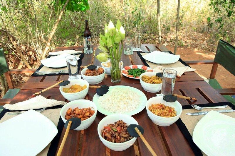 Ruhunu Safari Camping - Udawalawe