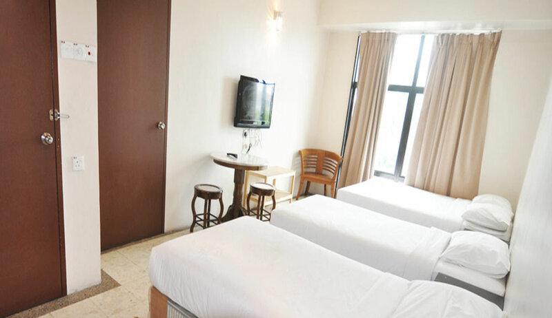 Hotel Zamburger Sg Bakap
