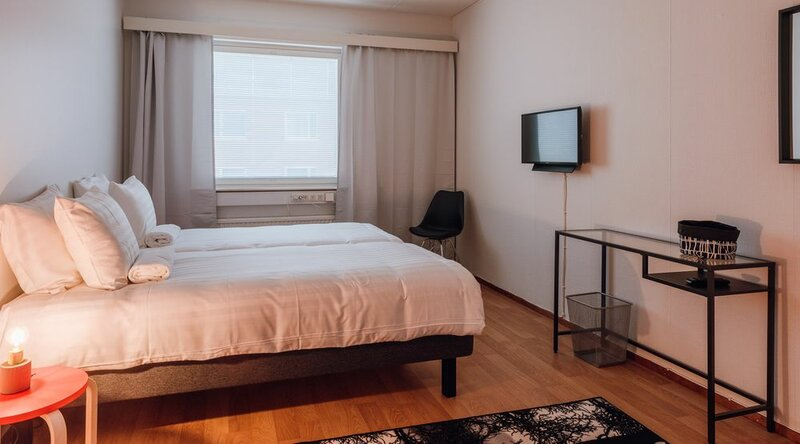 Отель 20 комнат
