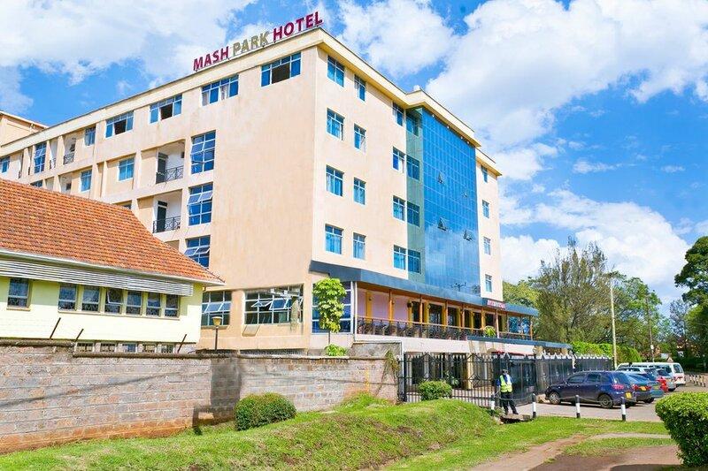 Mash Park Hotel Nairobi