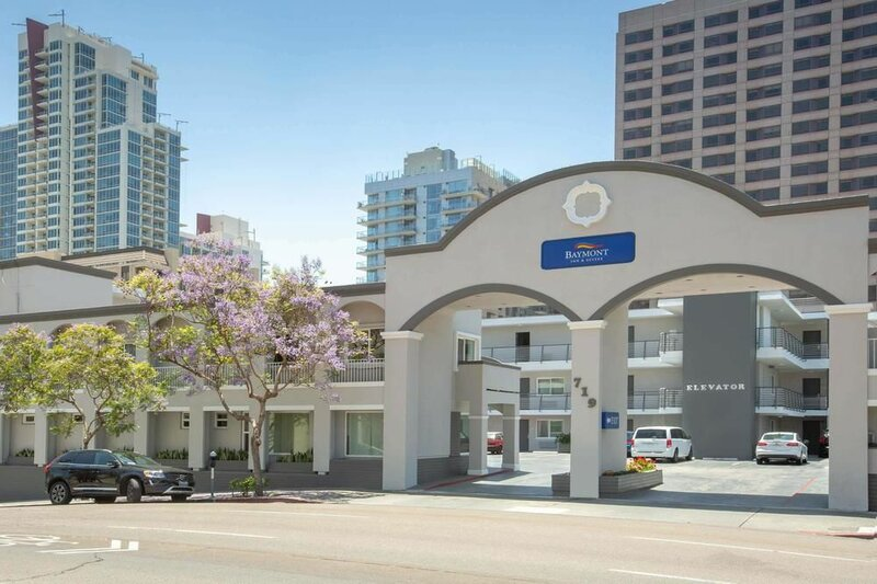 Baymont Inn And Suites San Diego Downtown