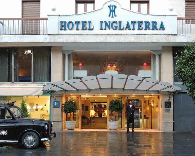 Inglaterra Hotel